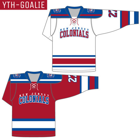 Youth Goalie Jersey