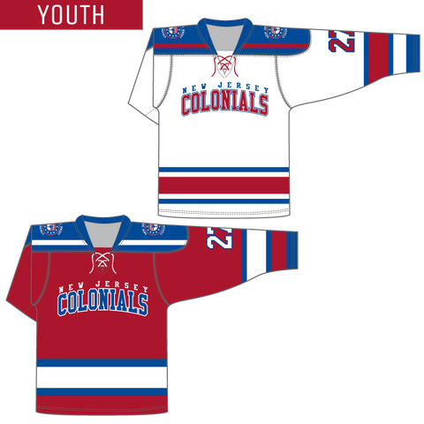 Youth Player Jersey