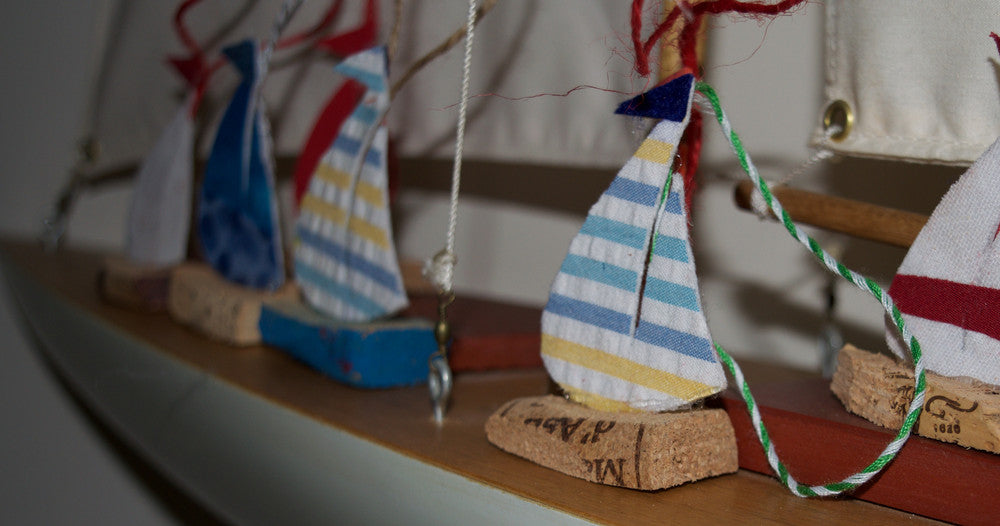 Sailboat Tree Ornaments