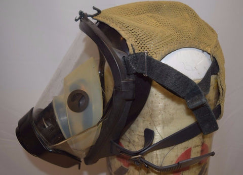 Lot of 5 Survivair Sperian SCBA Fire Rescue Respiratory Mask Twenty-Twenty Plus