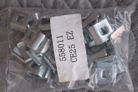 New CABLOFIL CE25 EZ Steel Cable Tray Clamp Washer, Pack of 50 code 558011