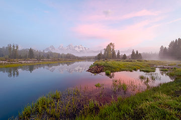 Schwabachers' Sunrise, © Globop Photography