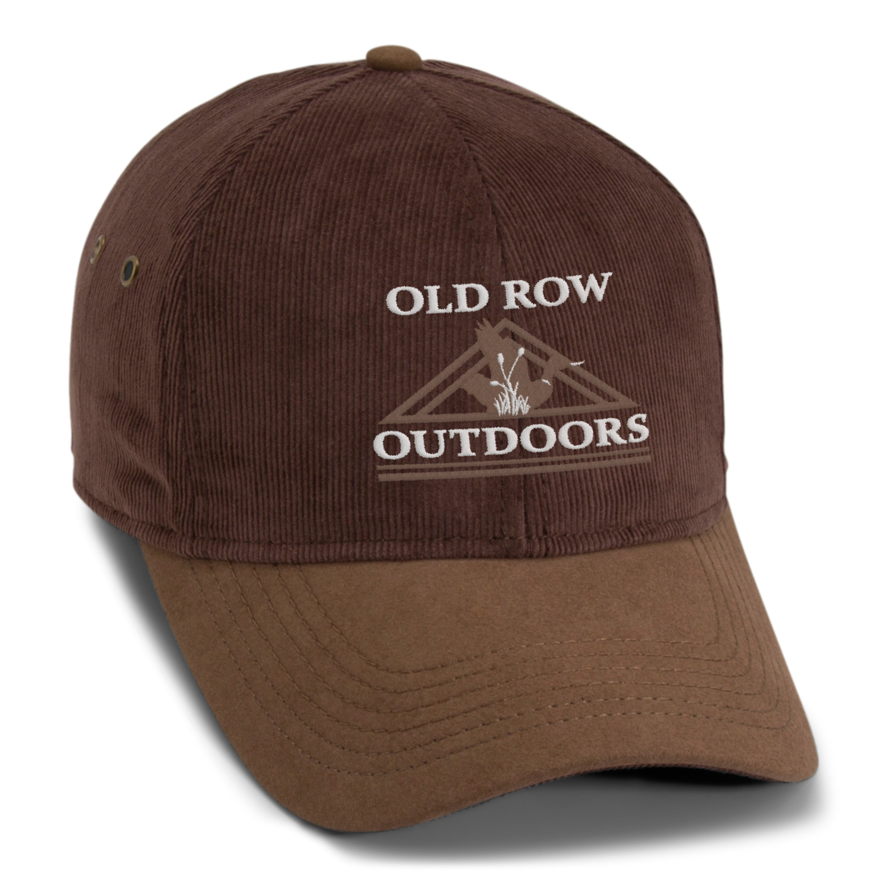 Old Row Outdoors Corduroy Hat