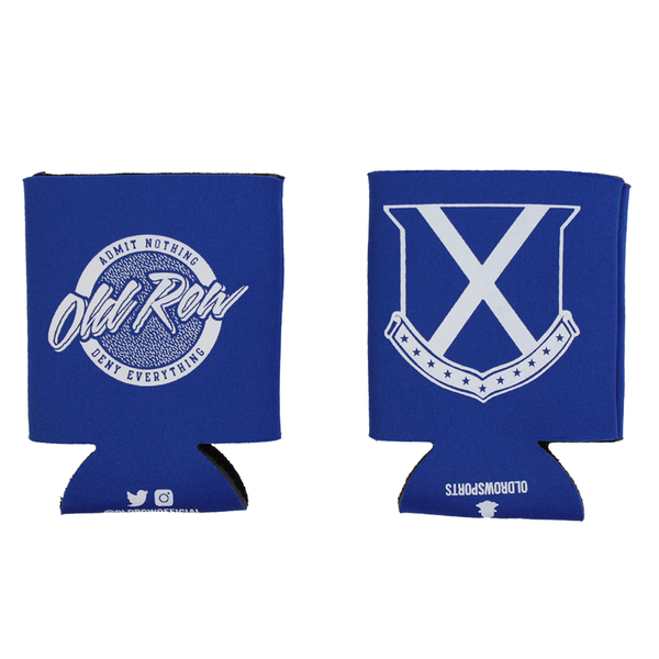Old Row Tailgate Koozie (Royal Blue)