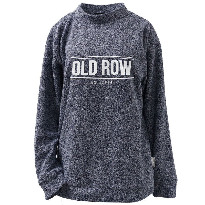 Old Row Woolly Crewneck (Navy)