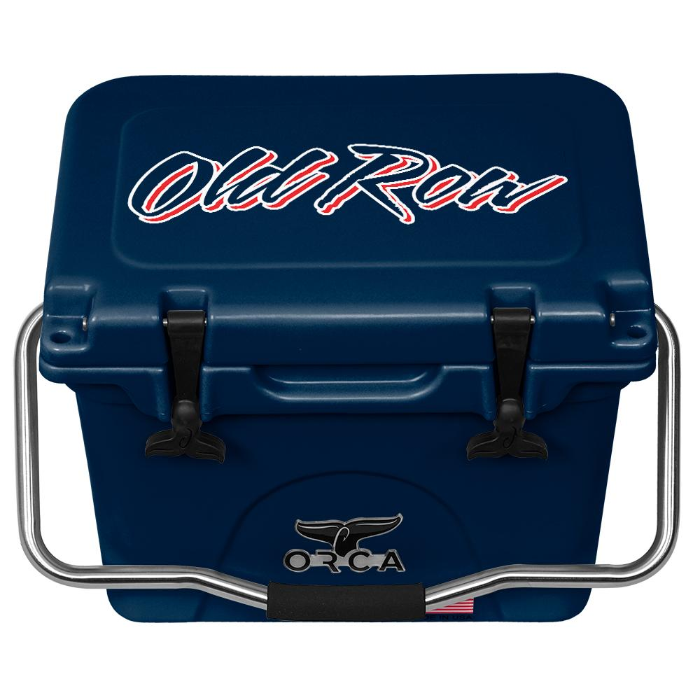 Old Row Navy 20qt - OR Logo