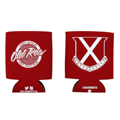 Old Row Tailgate Koozie (Red)