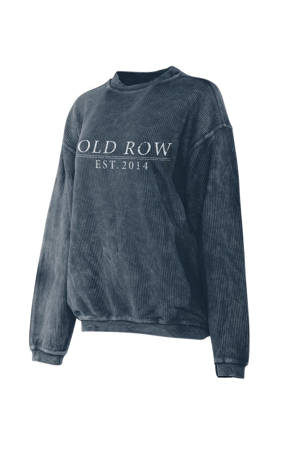 Old Row Corded Crewneck