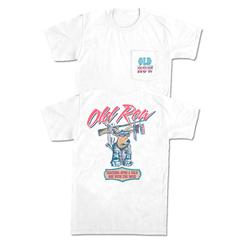 Party Buck USA Pocket Tee