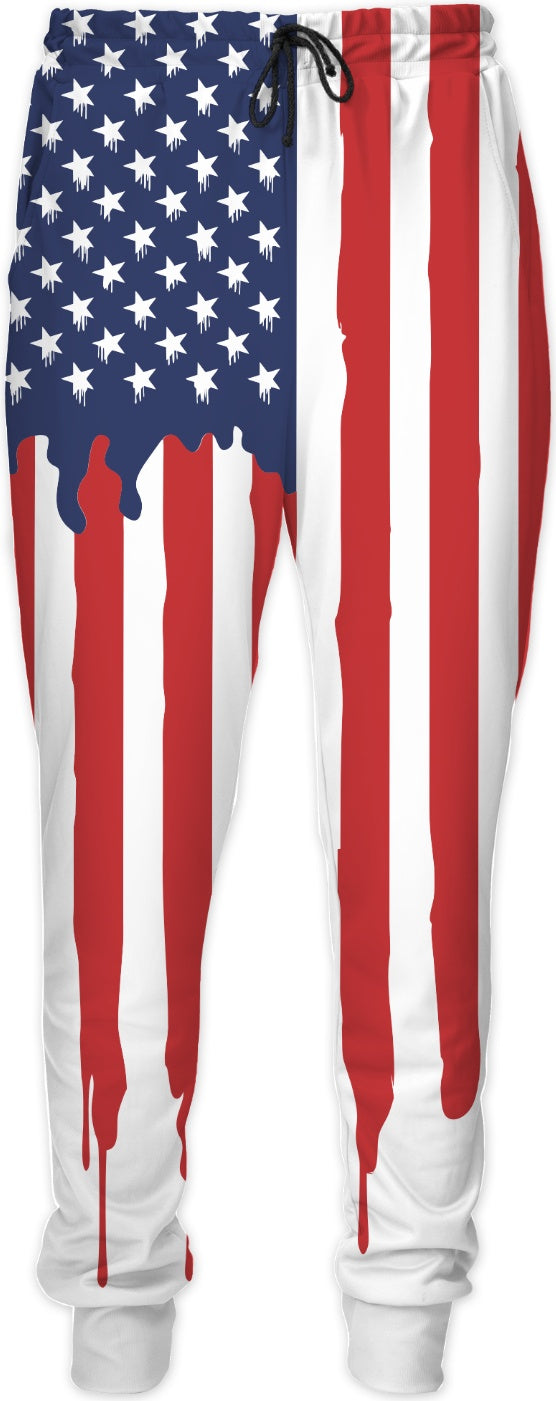 Dripping USA! Joggers