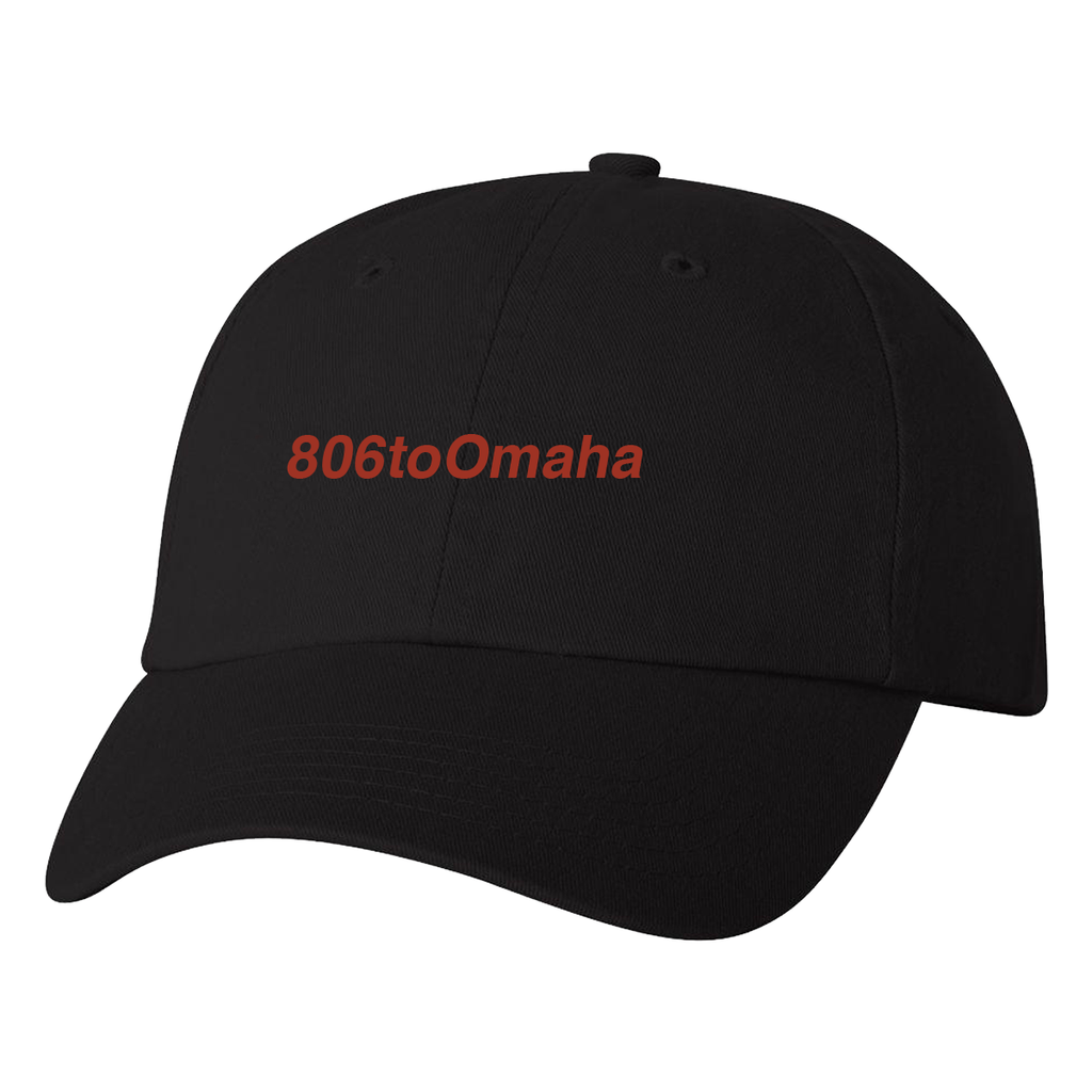 806 to Omaha Dad Hat