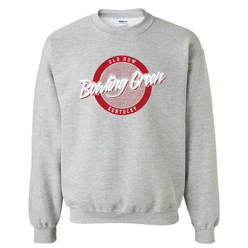 Bowling Green, Kentucky Circle Logo Crewneck Sweatshirt