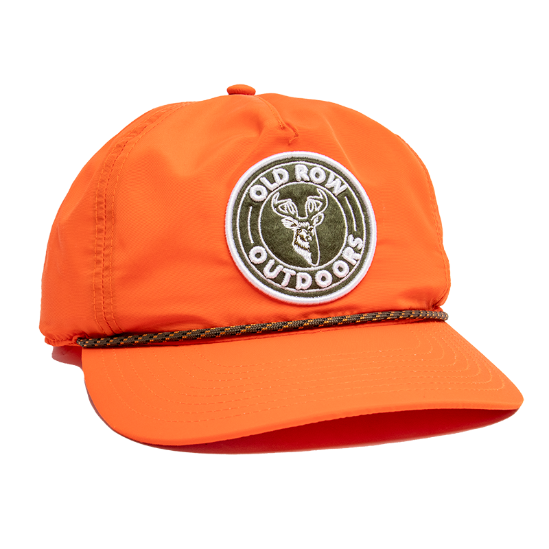 Old Row Outdoors Buck Rope Hat