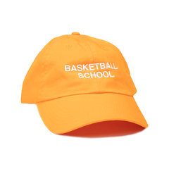 Basketball School Dad Hat