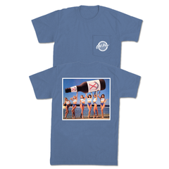 Beach Party Pocket Tee