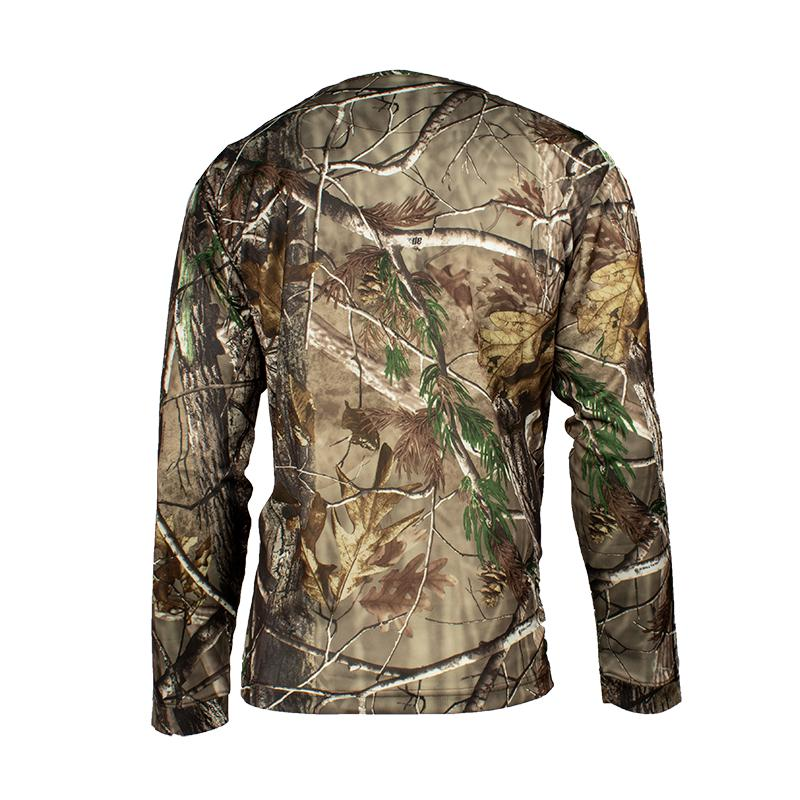 Old Row Outdoors Performance Camo Longsleeve Shirt
