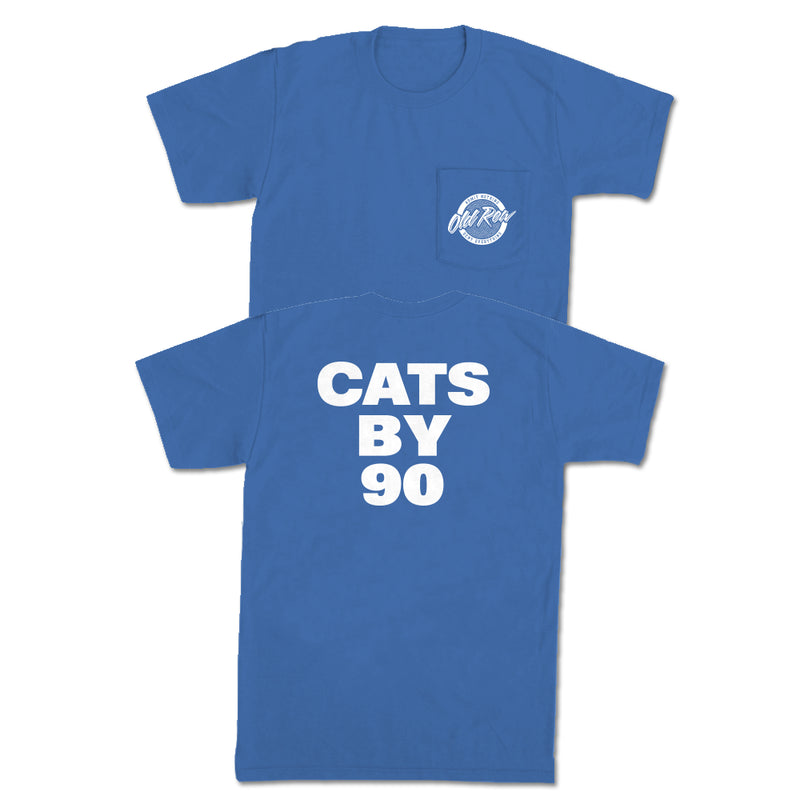 Cats by 90 Pocket Tee