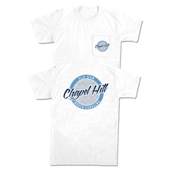 Chapel Hill, North Carolina Circle Logo Pocket Tee