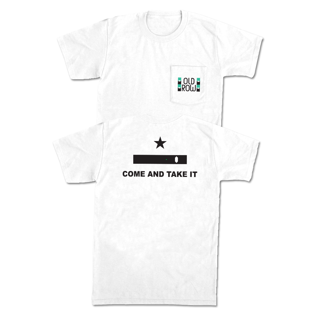 Come and Take It FDA Pocket Tee