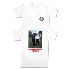 Comeback Kings Golf Pocket Tee