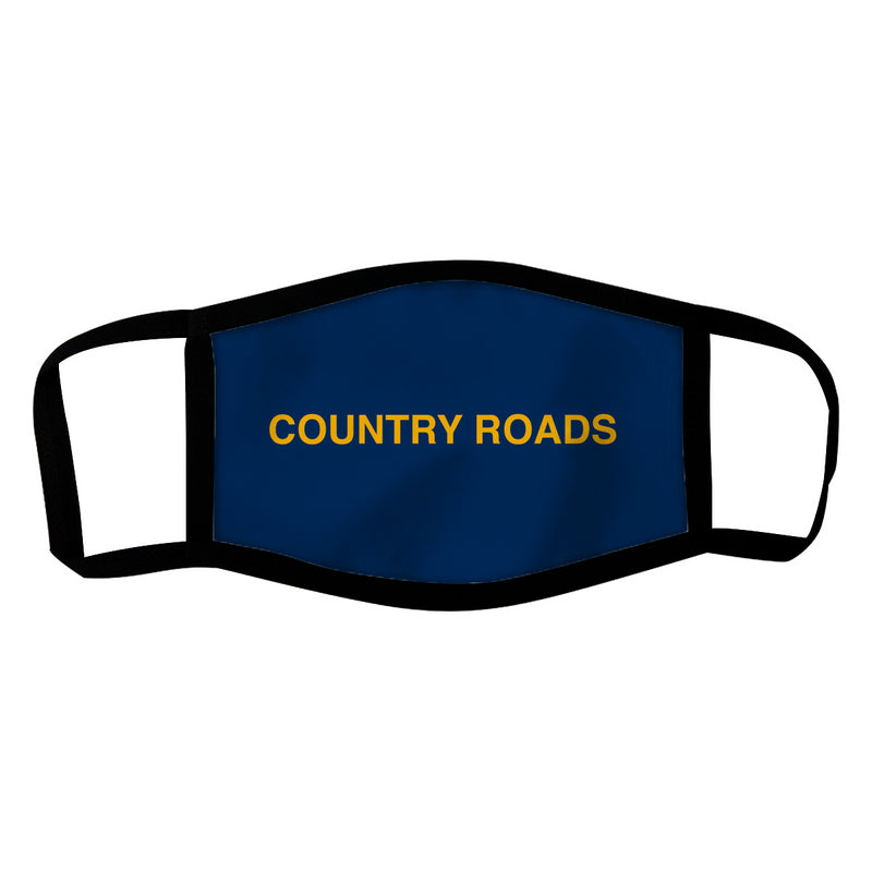 Country Roads Face Mask