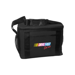 Drive Fast Eat Ass 12 Can Cooler