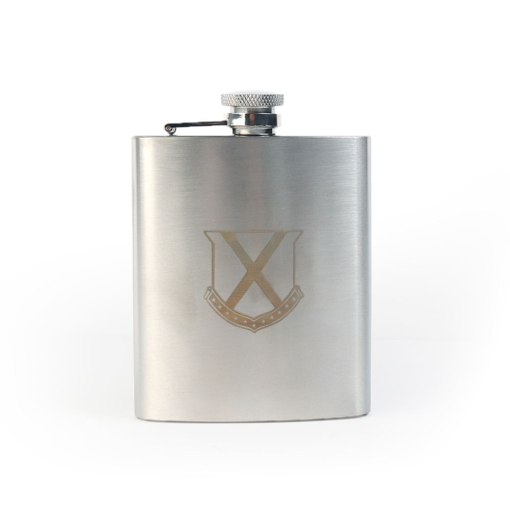 Old Row Flask