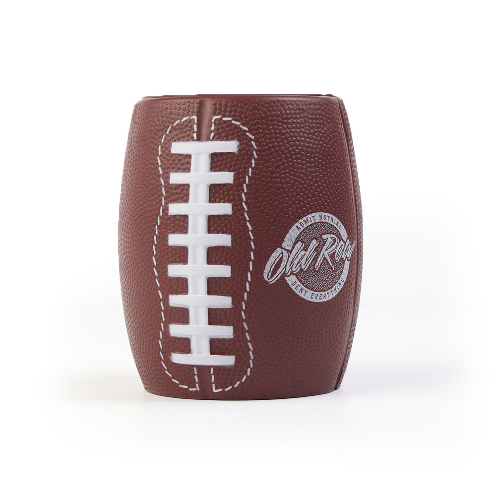 Old Row Football Koozie