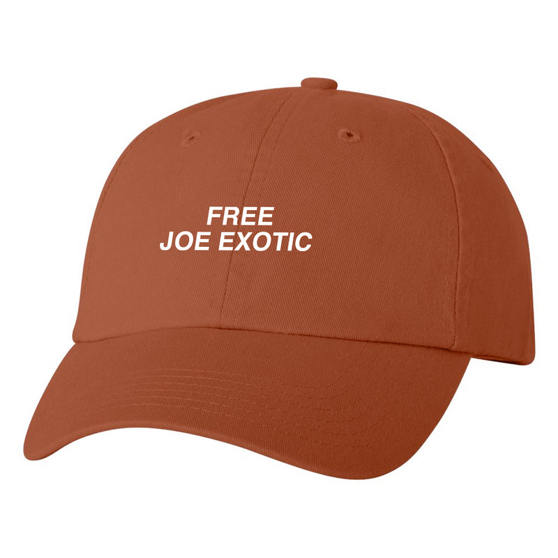 Free Joe Exotic Dad Hat