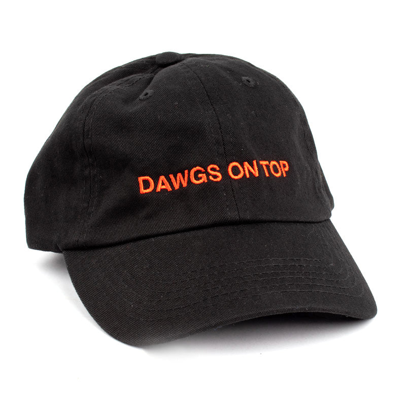 Dawgs On Top Dad Hat