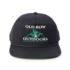 Old Row Outdoors Premium Rope Hat