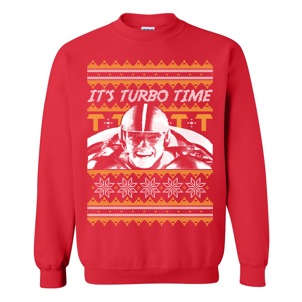 Turboman Tacky Sweater