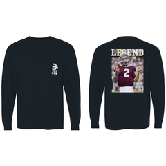 JFF Money Longsleeve Pocket Tee