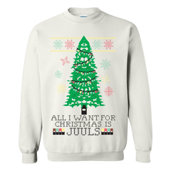 Vape Tacky Christmas Sweater
