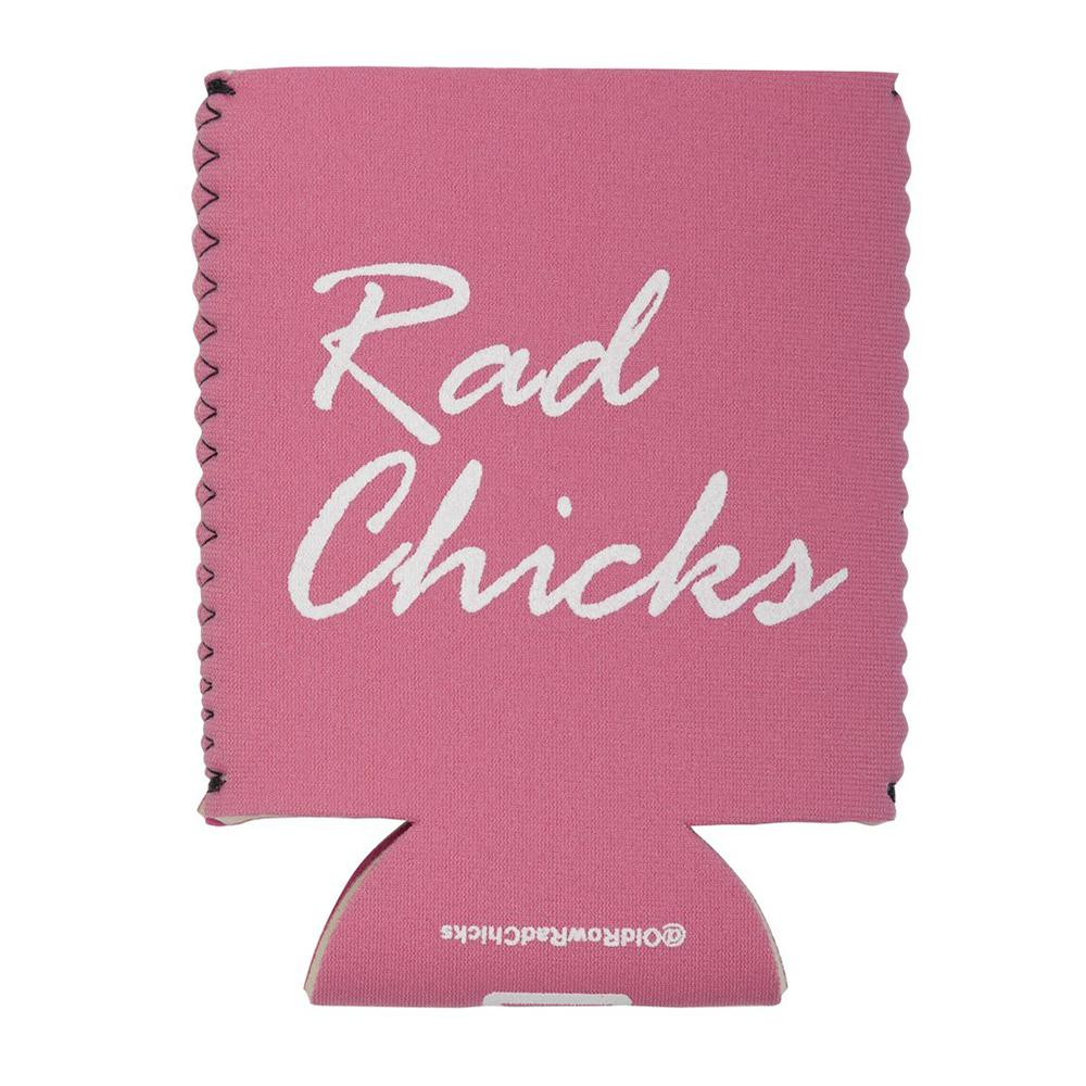 Rad Chicks Can Cooler