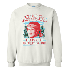 Cooler If You Did Tacky Sweater