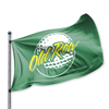 Old Row Golf Flag