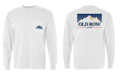 Old Row Mountain Brew 2019 Long Sleeve Pocket Tee