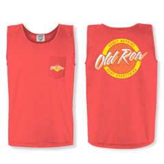 Old Row Summer Pocket Tank