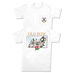 Derby Pocket Tee