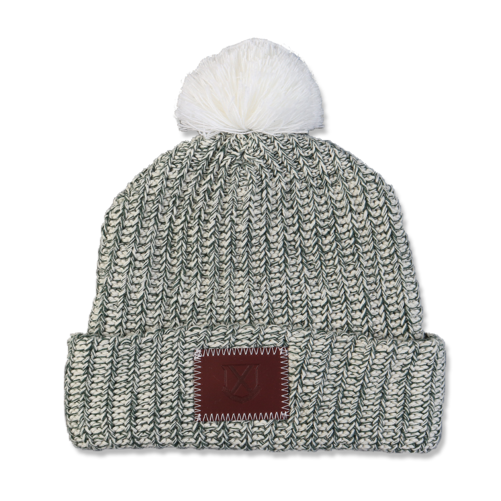 8d5f5080f33b2 Love Your Melon Old Row Pom Beanie