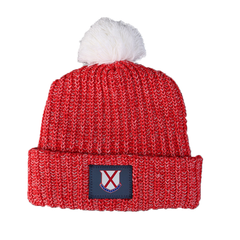 Love Your Melon Old Row Pom Beanie