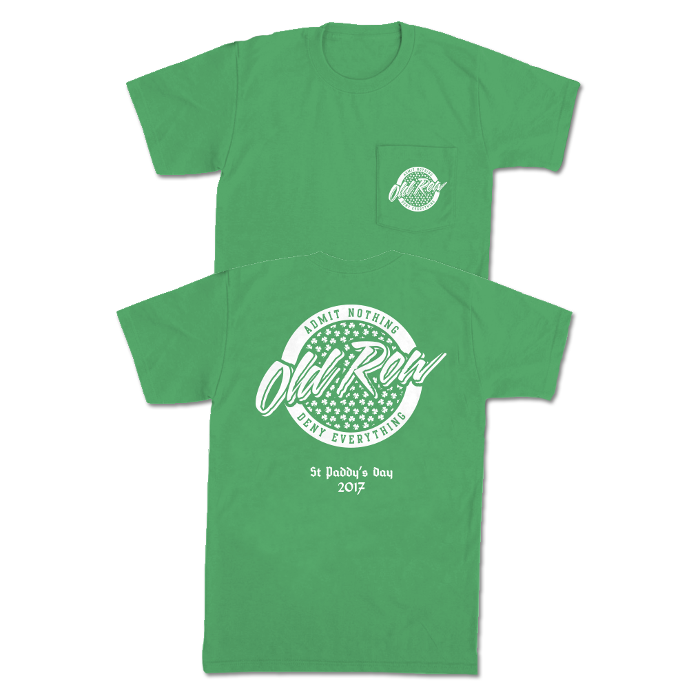 St. Paddy's Day 2017 Pocket Tee