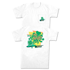 St. Patrick's Day Pocket Tee