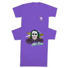Why So Serious Pocket Tee