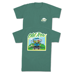 Hitting the Links Pocket Tee