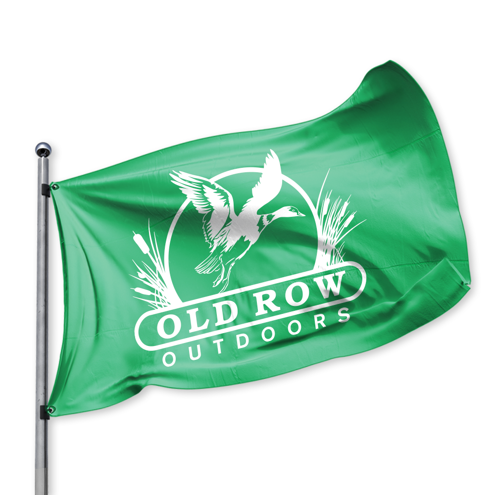 Old Row Outdoors Waterfowl Flag