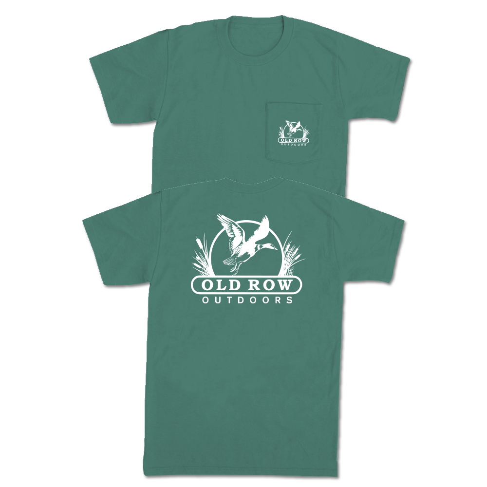 Old Row Outdoors Waterfowl Pocket Tee