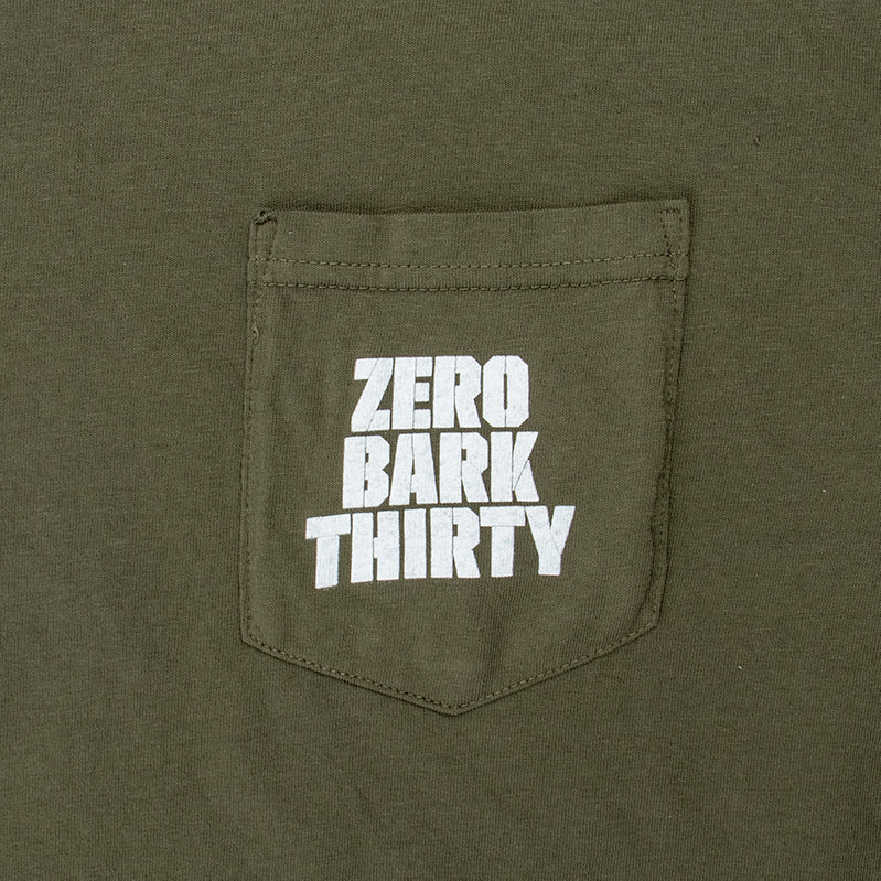 ZERO BARK THIRTY Pocket Tee