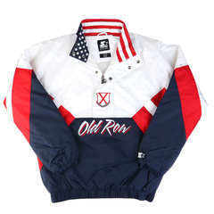 Old Row Starter Pullover Jacket